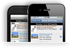 Foreclosure Mobile App